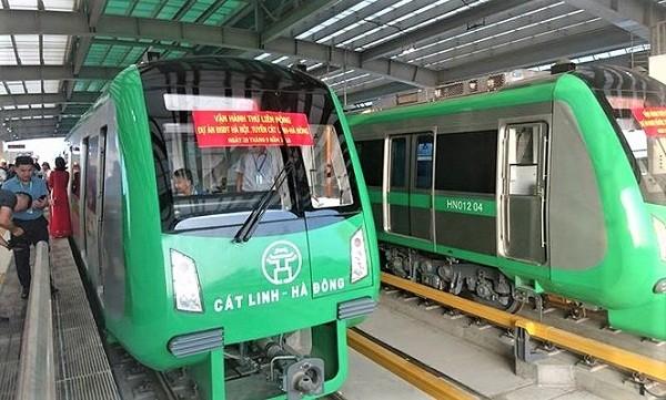Tuyến metro Cát Linh - Hà Đông: Chạy thử 3 - 6 tháng để quyết thời điểm đưa vào khai thác