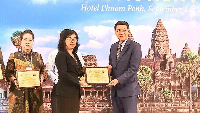 FrieslandCampina Việt Nam được vinh danh tại Lễ trao giải Châu Á