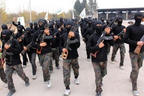 IS muốn lập thành trì ở Trung Á