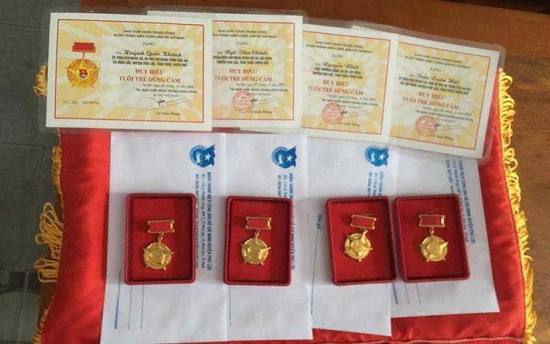 """Thừa Thiên - Huế: Lùm xùm một vụ tặng danh hiệu """"Tuổi trẻ dũng cảm"""""""