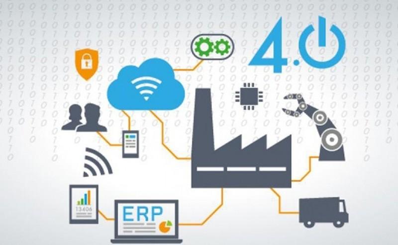 """""""Đón"""" Cách mạng công nghiệp 4.0: Doanh nghiệp Việt Nam sẵn sàng đầu tư để hưởng lợi"""
