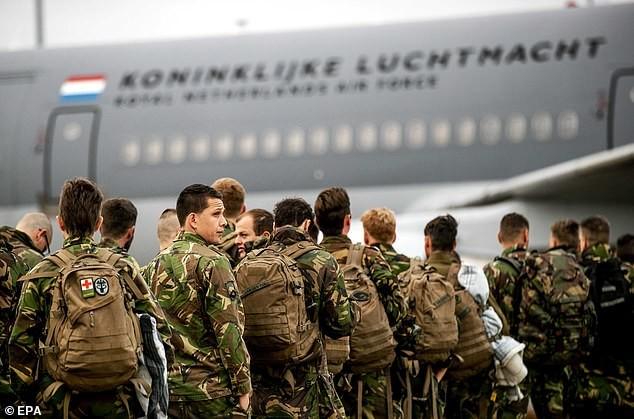 NATO tổ chức tập trận có quy mô lớn nhất sau Chiến tranh Lạnh