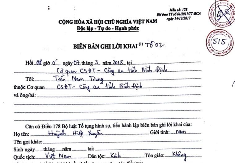 Truy đuổi gây tai nạn chết người ở Bình Định: 3 lần họp liên ngành thống nhất tội danh