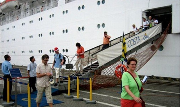 Du lịch tàu biển: Tiềm năng lớn chưa được đánh thức