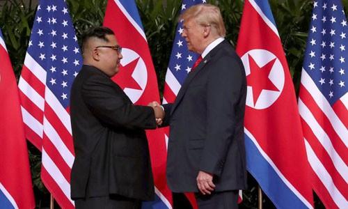 Thượng đỉnh Mỹ - Triều có thể diễn ra đầu năm 2019
