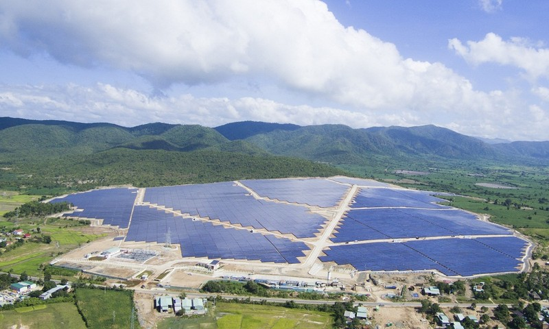 Tập đoàn TTC khánh thành nhà máy điện mặt trời hơn 1.400 tỷ đồng tại Tây Nguyên