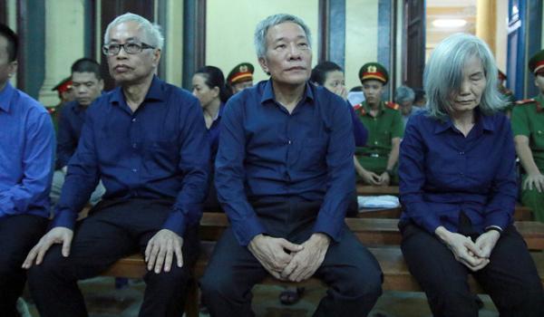 Đại án ở Ngân hàng Đông Á: Nhân viên bảo vệ được cân nhắc làm Trưởng phòng Ngân quỹ