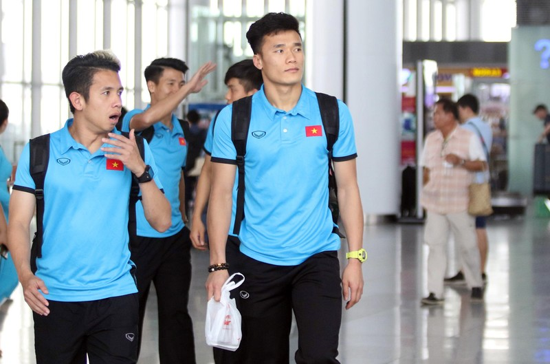 Tuyển Việt Nam sang Malaysia đá chung kết AFF Cup