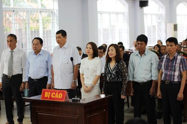 Truy tố nguyên Chủ tịch UBND TP Vũng Tàu
