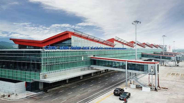 Cận cảnh thiết kế ấn tượng lấy cảm hứng từ Vịnh Hạ Long của Cảng hàng không quốc tế Vân Đồn