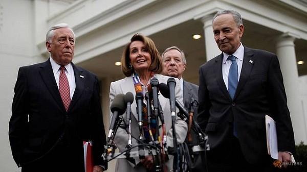 Hạ viện Mỹ thông qua dự luật chấm dứt đóng cửa Chính phủ