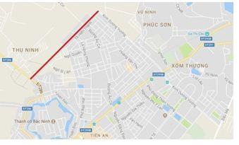 Dự án xây dựng tuyến đường H2 TP Bắc Ninh: Dễ gây thất thoát tài sản Nhà nước