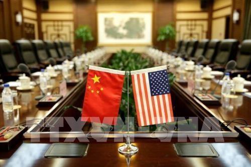 Không rõ tiến triển trong đàm phán thương mại Mỹ - Trung