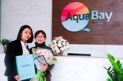 Aqua Bay Ecopark đón những cư dân đầu tiên