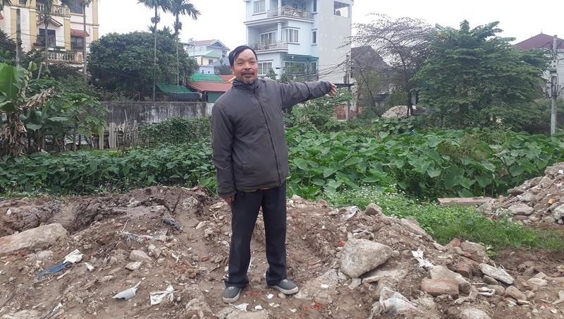 """Thanh Oai, Hà Nội: Ròng rã hai thập kỷ đi đòi lại """"ao nhà""""?"""
