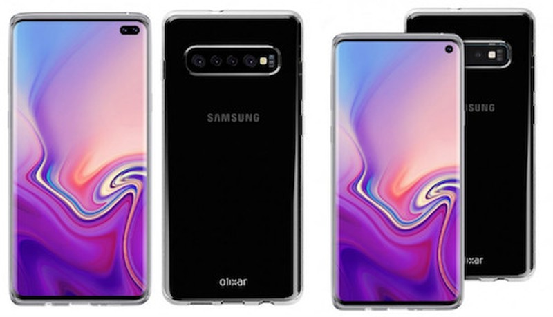 Galaxy S10 chưa ra mắt đã lộ giá