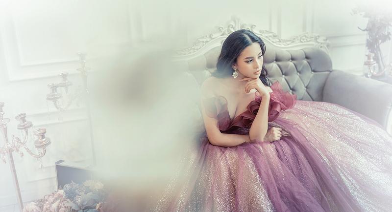 Hoa hậu Tiểu Vy: Từ cô gái vấp té đến bước chân tự tin trên sàn Miss World 2018 - Ảnh 2