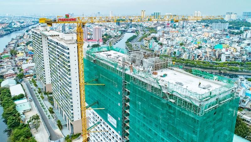 Bất động sản 2019 sẽ giảm dần lệ thuộc vốn vay ngân hàng?