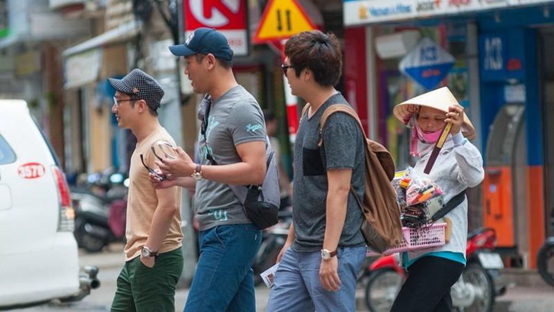 Làn sóng du khách Hàn Quốc tới thăm Việt Nam
