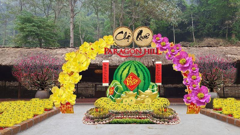 Sẽ có cuộc đua lợn hấp dẫn tại Lễ hội xuân Hanoi Paragon