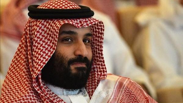 Thái tử quyền lực Ả rập Xê-út thăm châu Á