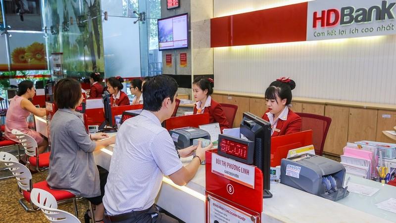 HDBank lọt top 200 ngân hàng hàng đầu khu vực