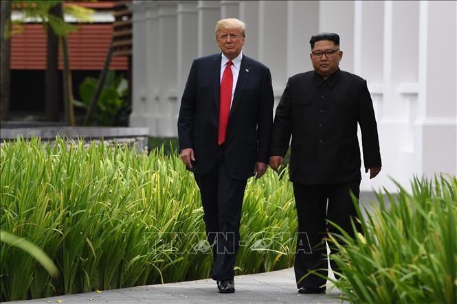 Tổng thống Mỹ đề cập triển vọng nới lỏng trừng phạt Triều Tiên