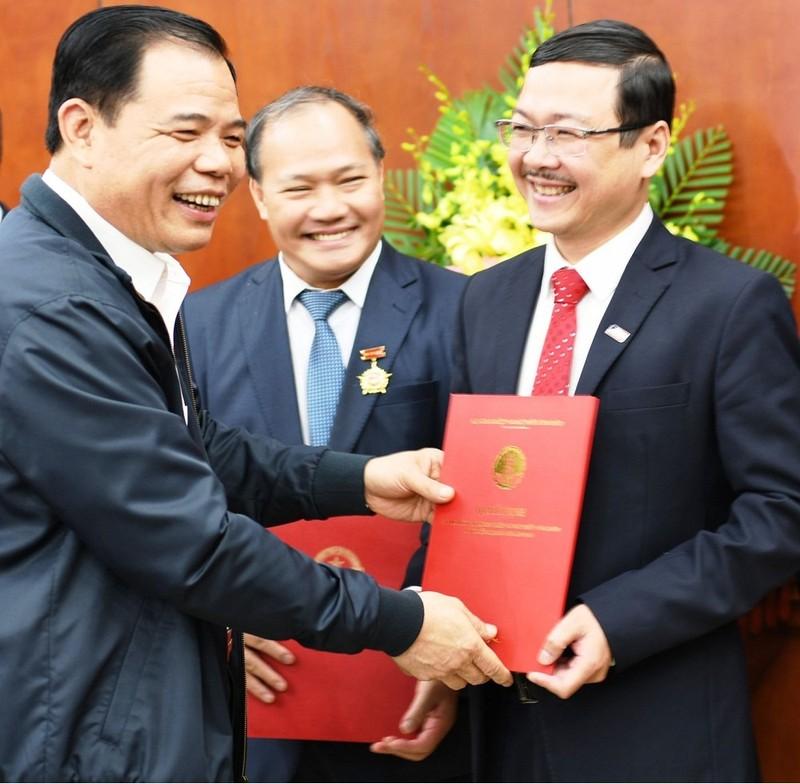 Bổ nhiệm ông Nguyễn Ngọc Thạch làm Tổng Biên tập Báo Nông nghiệp Việt Nam