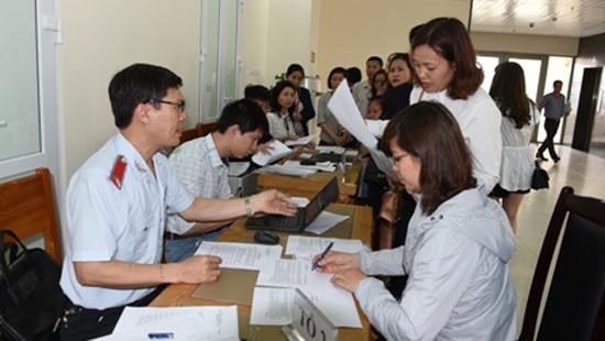 TP Hà Nội: Thanh tra 100 đơn vị sử dụng lao động nợ BHXH trên 6 tháng