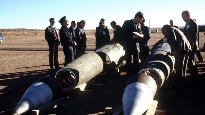 Mỹ bắt đầu chế tạo tên lửa sau khi rút khỏi INF