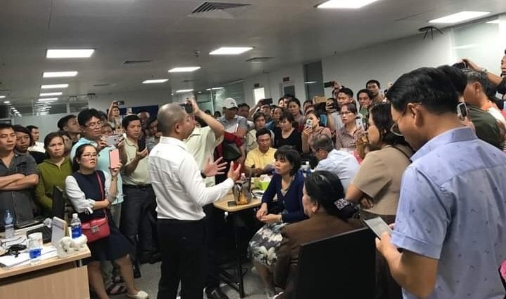 """Quảng Nam: Diễn biến vụ người dân """"bao vây"""" công ty BĐS đòi sổ đỏ"""