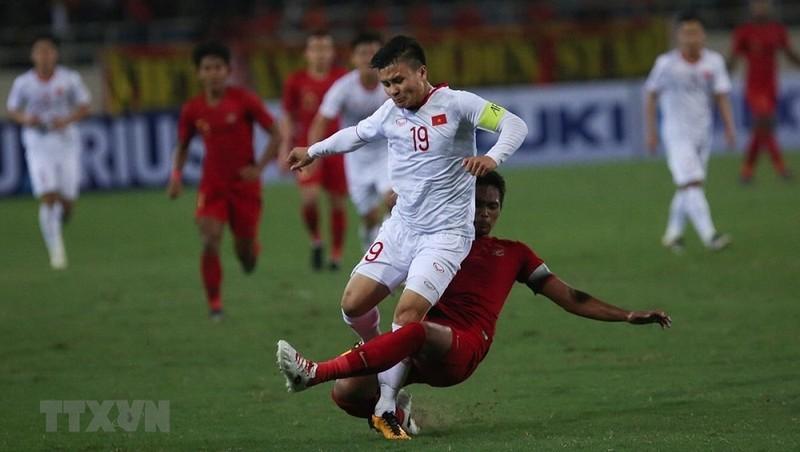 Việt Hưng tỏa sáng, U23 Việt Nam thắng nghẹt thở U23 Indonesia