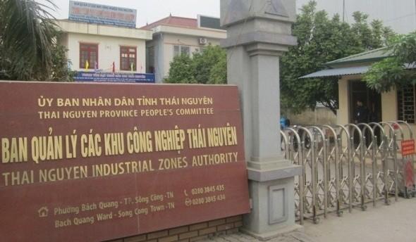 Dự án Nhà máy sản xuất vải áo sơ mi cao cấp Việt Nam tại KCN Sông Công II: Việc thu hút đầu tư vào Thái Nguyên là đúng pháp luật
