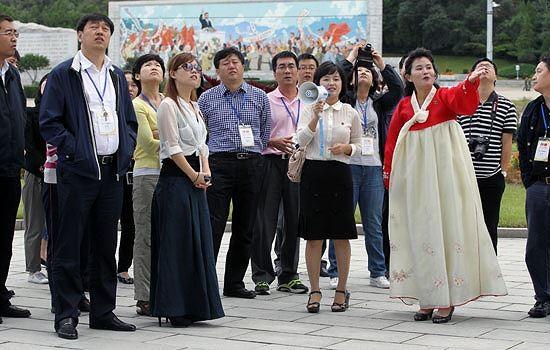 Cơ hội phát triển tour du lịch Triều Tiên