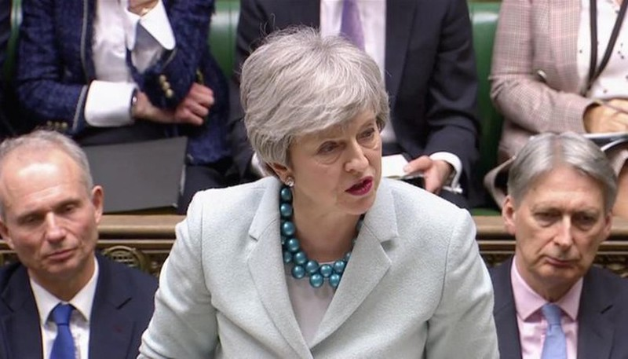 Quốc hội Anh bỏ phiếu về các lựa chọn Brexit