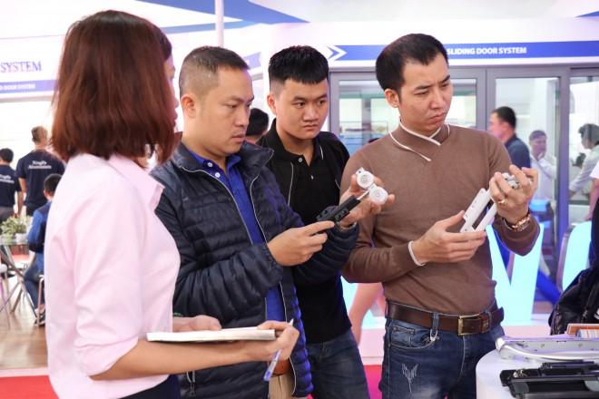 Vietbuild Hà Nội 2019: Aseanwindow, điểm đến lý tưởng cho ngành vật liệu xây dựng - Ảnh 3