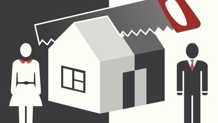 Phân chia quyền sử dụng đất của vợ chồng khi ly hôn