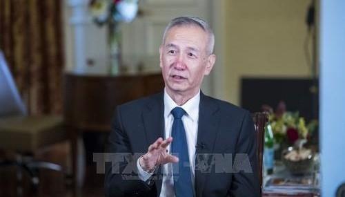 Phó Thủ tướng Trung Quốc sắp đi Mỹ đàm phán thương mại