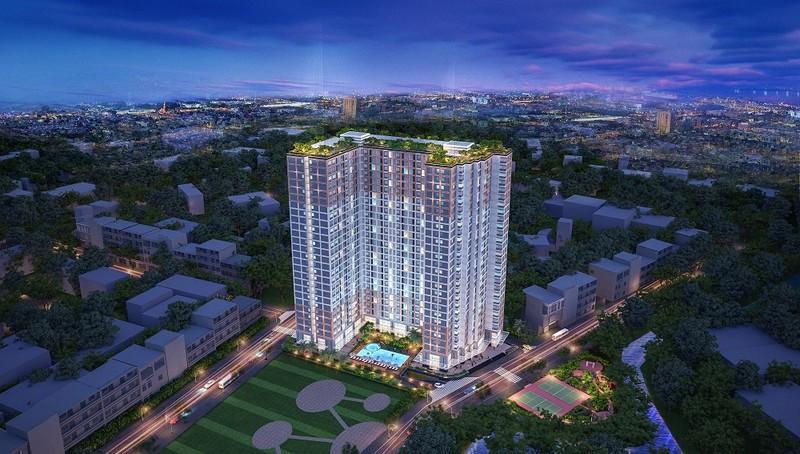 """Carillon 7 """"giải tỏa"""" sự khan hiếm căn hộ chất lượng cao ở Tân Phú"""