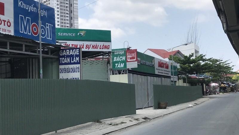 TP HCM: Tranh chấp, mâu thuẫn tại Dự án Riviera Point