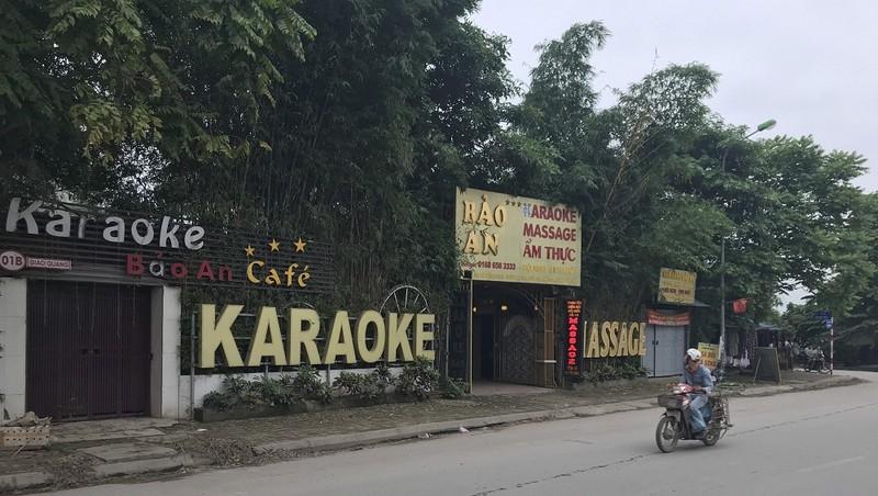 Nam Từ Liêm - Hà Nội: 'Tổ hợp giải trí' Bảo An xây dựng trái phép trên đất nông nghiệp