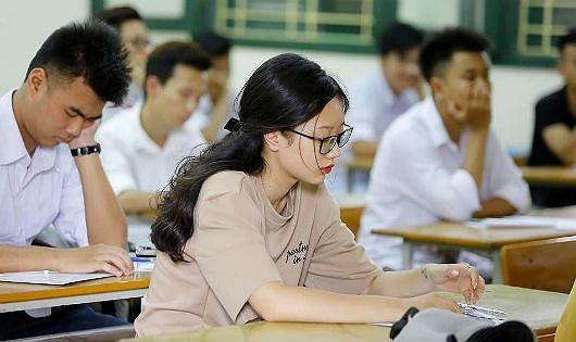 Chống gian lận thi cử năm 2019: Các bài đạt điểm cao sẽ được chọn để chấm kiểm tra