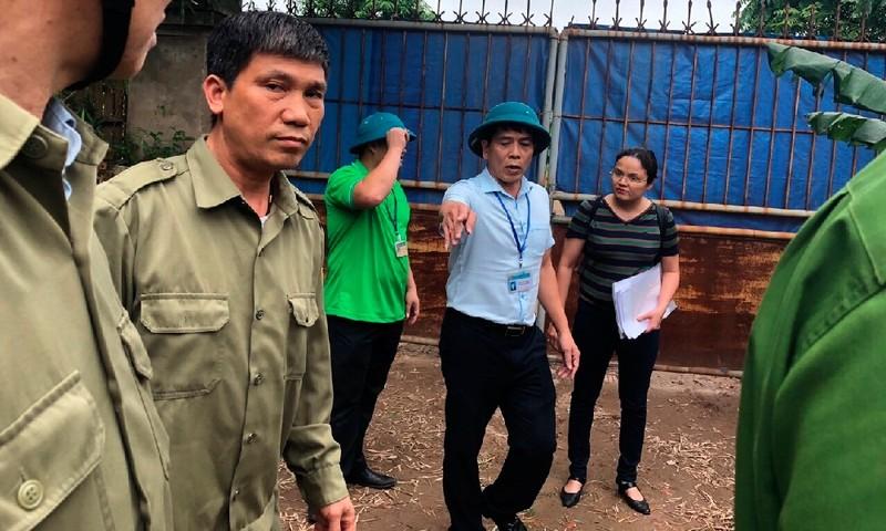Long Biên, Hà Nội: Vì sao cưỡng chế phá dỡ công trình không cần quyết định?