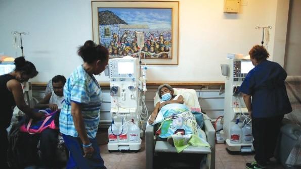 Bệnh nhân chạy thận 'bấn loạn' vì khủng hoảng mất điện ở Venezuela