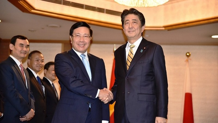 Nhật Bản sẽ tiếp tục tích cực hỗ trợ Việt Nam phát triển