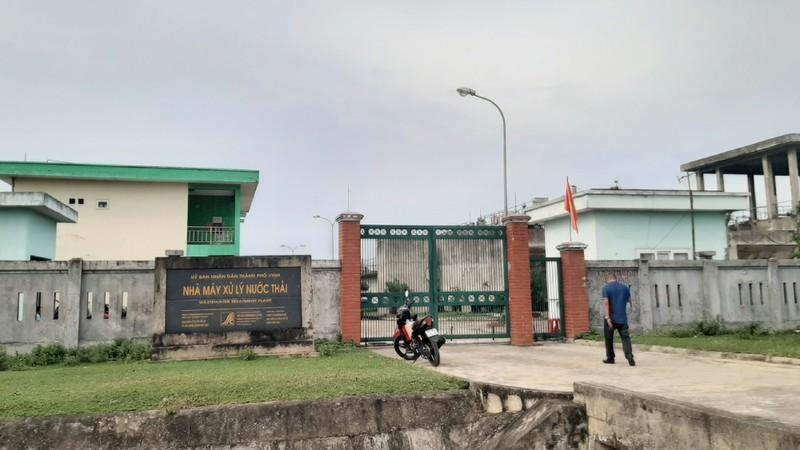 Vận hành Nhà máy xử lý nước thải TP Vinh, Nghệ An: Công ty INFRAVI có 'lạm quyền'?