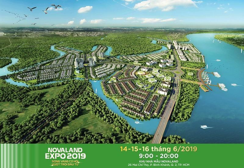 Nóng lòng chờ đón khai mạc sự kiện BĐS Novaland Expo 2019