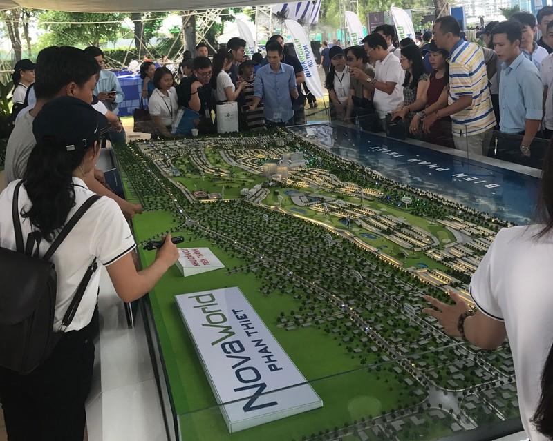 Mô hình BĐS nghỉ dưỡng 'lên ngôi' tại Novaland Expo 2019