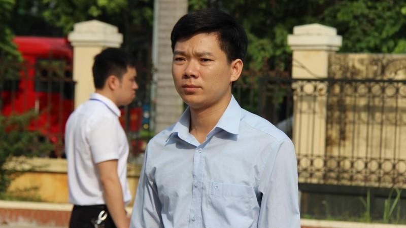 Bị cáo Hoàng Công Lương được giảm 12 tháng tù - Ảnh 1