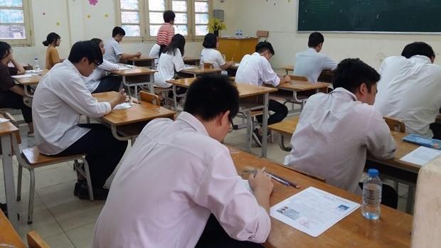 THPT quốc gia: 62 thí sinh vi phạm quy chế thi bị xử lý kỷ luật
